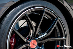 """RAYS Gramslight 57FXX on EVO X • <a style=""""font-size:0.8em;"""" href=""""http://www.flickr.com/photos/64399356@N08/14045289768/"""" target=""""_blank"""">View on Flickr</a>"""