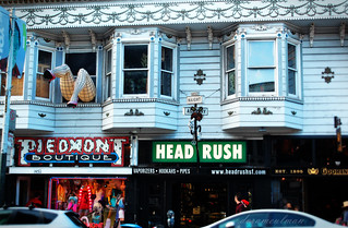 Haight Ashbury Head Rush