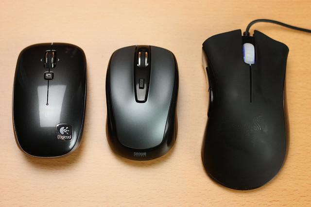 静音マウスおすすめ人気ランキングTOP3・口コミ・種類