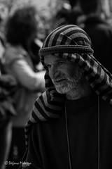 Passion 12 (OldStyleSte) Tags: bw canon flickr chiesa sicily fotografia sicilia biancoenero rievocazionestorica pasqua marsala processione settimanasanta crocifissione costumistorici sacroeprofano