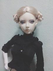 10420685_10152477935219120_2144528973_o (Isolate-Cross) Tags: white ball doll dolls skin dreaming elf half bjd joint limhwa limhwadoll