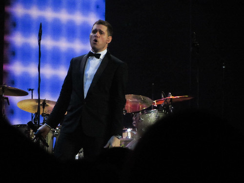 Michael Buble 2014 Australian Tour