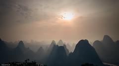 2014 9 Xing Ping (1) (SirLouisLau95) Tags: china mountain spring guilin yangshuo 中国 桂林 春天 阳朔 xingping 兴平