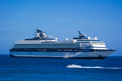 Celebrity Century Cruise Ship in Cabo