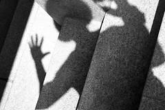 _05 ([] kikistory.com) Tags: shadow blackandwhite person korea seoul kiki southkorea    republicofkorea    kikistory rpubliquedecore poblachtnacir