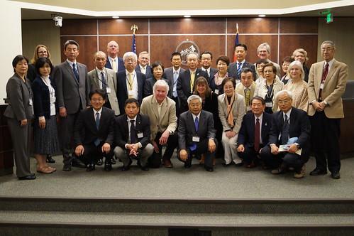 Photo - Yamagata Delegation