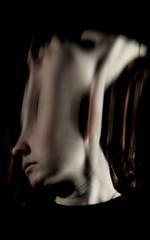 SubwayHead - 008 (WedlockPictures) Tags: distortion reflection canon studio pain emotion body expression fear stretch identity squash horror duality modelling deform deformation 600d deforming bodyhorror subwayhead