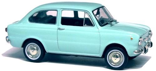 13 Norev Fiat 850