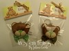 ursinhos enzo Chocolate e menta (artesemfeltrosbyjulianacwikla) Tags: de porta feltro decoração festas urso maternidade principe enfeite passarinhos lembrancinhas guirlandas guitarrinhas
