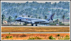 VT-LSR Air Costa Embraer ERJ-170LR VT-LSR (Sri_AT72 (Sriram Hariharan Photography)) Tags: costa plane photography aviation air bangalore 666 kia lb spotting embraer planespotting devanahalli erj lbr blr bengaluru aviationphotography 170lr vobl erj170lr bengaluruinternationalairport aircosta kempegowdainternationalairport vtlsr limabravoromeo lb666 lbr666