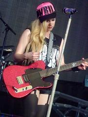 Avril Lavigne (InPursuingDesign) Tags: hello boys concert live shoreline kitty backstreet avril lavigne