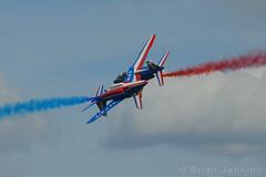 Patrouille de France (Bri_J) Tags: nikon airshow duxford dday iwm patrouilledefrance d3200 frenchairforce