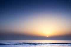 Valencia Sunrise (Sebastian Grote) Tags: city morning light summer sun beach valencia sunrise