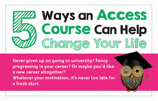 5 Ways an Access Course Can Help Change Your Life