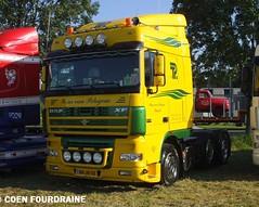 Daf 95 XF Wim van Petegem, Sluiskil (rommelbouwer) Tags: wim van 95 daf petegem xf sluiskil