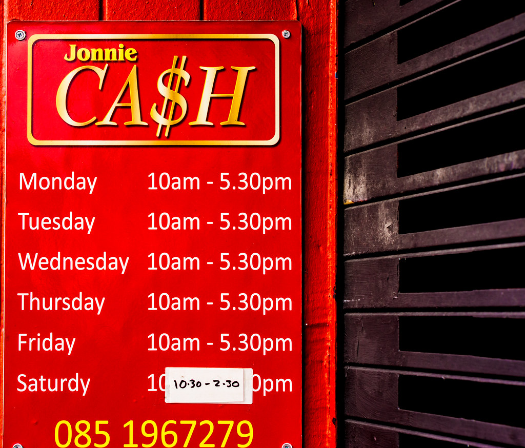JONNIE CA$H [Is Open For Business On Saturdy]