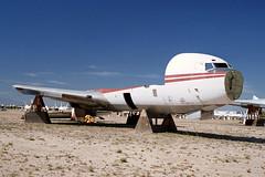 Ex-TWA 707-331B, N8738 (Ian E. Abbott) Tags: aircraft jet boeing 500views 707 boneyard twa airliner boeing707 davismonthan amarc davismonthanafb jetairliner notmuchleft 20067 transworldairlines masdc lostwings amarg derelictaircraft aircraftstorage 707331b desertboneyard aircraftscrapping cn20067 n8738