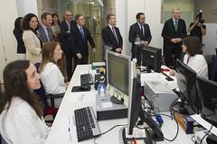 Conde destaca a compaa coruesa Health in Code como exemplo de emprendemento innovador e potenciacin do talento galego II (Amtega) Tags: code health innovador emprendemento