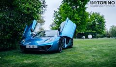 12C (Francesco Carlo   Automotive Photographer) Tags: sky green sport canon eos is nice gorgeous mclaren usm exhaust 1755 ultrasonic shmee 12c 650d shmeemobile shmeeblue carobon