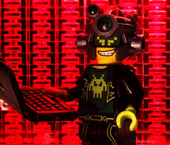""" did someone call for IT support ? "" (Legoagogo) Tags: lego terabyte moc legoagogo"