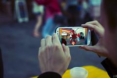 movie dance samsung smartphone s4 (Photo: Joffrey barsby on Flickr)
