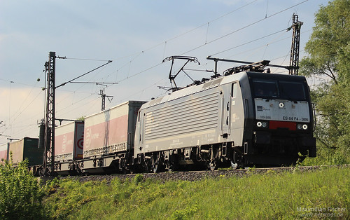BR 189 986-3 (ES64F4-086) MRCE dispolok, Freight/Cargo   [DE] Donauwörth   01.05.2014
