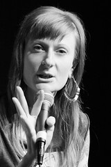 Anna Freeman (galuppi) Tags: uk poetry performance places surrey poet guildford glive applesandsnakes popuppoetry annafreeman