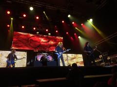 Inte dumt med Megadeth (Patrick Strandberg) Tags: summer festival sweden sommar megadeth iphone stergtland rejmyre skogsrjet iphone5s