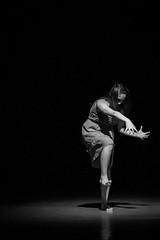 danza (Girl, Interrupted!!) Tags: girls people blackandwhite ballet blancoynegro canon ballerina danza t3 canont3