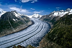 Aletsch Glacier, Eggishorn, Switzerland (_dreamseller_) Tags: schnee summer sky snow mountains alps ice schweiz switzerland sommer bluesky glacier berge fujifilm alpen eis wallis fujinon valais aletsch aletschgletscher xf eggishorn fiesch aletschglacier xe1 fujifilmxe1 fujinonxf1855mm