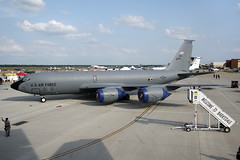 US Air Force Boeing KC-135R Stratotanker # 60-0320 (Flightline Aviation Media) Tags: airplane aircraft aviation military jet bad airshow boeing airforce usaf base stockphoto barksdale kc135 stratotanker canon50d kbad bruceleibowitz 600320 2444812