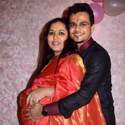 Baby Shower Ceremony Of Pragya A Shower Of Blessings Babyshower