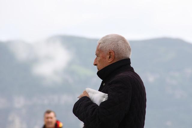 Il Presidente del Comitato, sen. Franco Marini