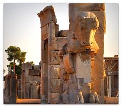 tête de cheval (Save the Earth !) Tags: iran persépolis ruines cheval travel nikon