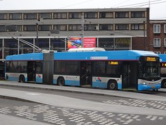 "Arnhem: Hess Trolley Bus ""Breng"" (harry_nl) Tags: netherlands nederland 2017 arnhem hess trolleybus breng 5248 13bbx3"