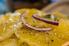 Onion (KelpoMies) Tags: orange onion salad foodporn food blackpepper