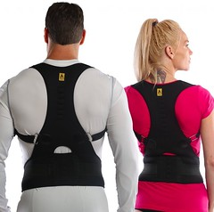 Agon Posture Corrector With Back Support [WA001Y] (agonusa) Tags: injury upperback lowerback chiropractic chiropractor neck backsupport posturesupport backpain back posture