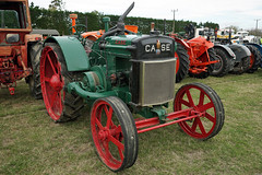 Early Case Tractor. (Branxholm) Tags: plough plow harvest farm ranch cattle sheep horse wheat corn oats crawler bulldozer farmall case moline oliver john deere