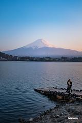 Fuji Kawaguchiko (Ivan Wan イワン) Tags: fuji fujifilm japan travel traveling mountfuji 旅行 日本 富士 富士山 kawaguchiko