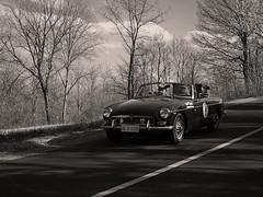 On the road again... (@oloarge) Tags: auto autodepoca car historiccar biancoenero bw seppia sepia