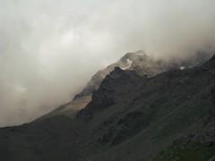 Monte Vioz 3 (No_Mosquito) Tags: mountains monte vioz alps trentino italy europe peio clouds rocks landscape view scenery canon hiking mountaineering mountain