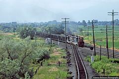 Coal Drag at Lakota Crossing (jamesbelmont) Tags: lakota train railroad orem drgw uprr crossing utah