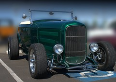 A Hot Rod (swong95765) Tags: vehicle custom roadster ford bokeh car beauty classic vintage