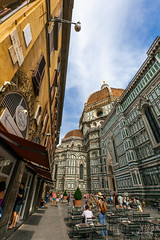 Piazza del Duomo, Firenze (Susanna Siu) Tags: travel traveleurope travelitaly fierence florence piazzadelduomo anta maria del santamariadelfiore canon5dmarkll canonef1635mmf28liiusm canon