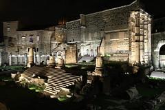 Antichi Ruderi (James Cassidy) Tags: roma fori romani foriromani foriimperiali rome italy ancient