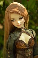 012 (ladycassiel) Tags: unoa bully bjd alpaga alpaca wig