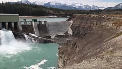Horse shoe Falls Alberta Canada (davebloggs007) Tags: horse shoe falls alberta canada bow river