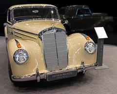 Mercedes-Benz 220 Coupé of 1955 (FocusPocus Photography) Tags: mercedes benz coupé 220 auto automobil oldtimer car classiccar vintagecar historisch historic fahrzeug vehicle retroclassics stuttgart