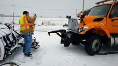 IDOT Winter Weather Operations (Illinois Department of Transportation) Tags: idot illinoisdepartmentoftransportation illinois plow snowplow idotsnowplow winter winterweather salt saltingroads salttruck