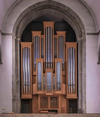 Orgel der romanischen Kirche St-Aposteln in Köln (ulrichcziollek) Tags: nordrheinwestfalen köln kirche romanisch orgel